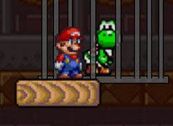 Super Mario Save Yoshi