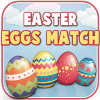 Happy Easter Eggs Match