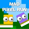 Mad Pixel Run!
